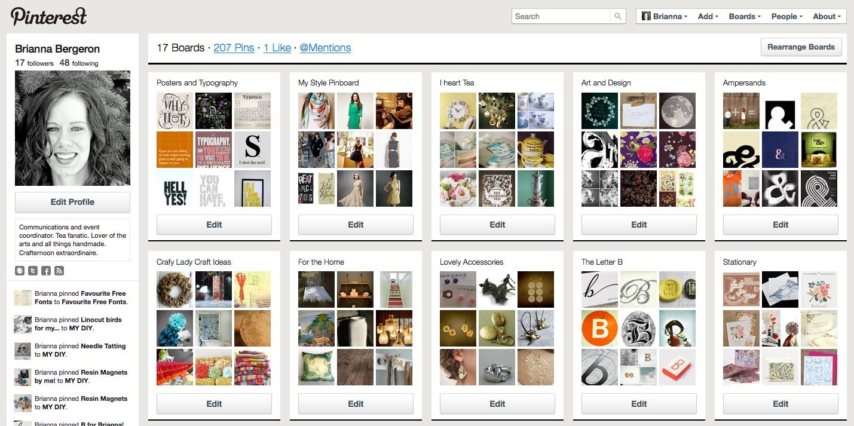 Pinterest Furniture