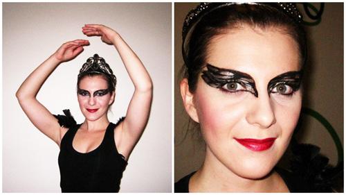 Diy Halloween Costumes Black Swan Diy Halloween Costume Success