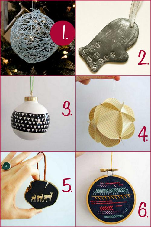 Christmas Diy Ornaments And D Cor